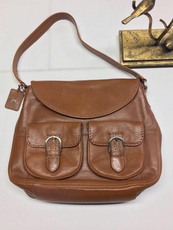 Radley tan shoulder bag