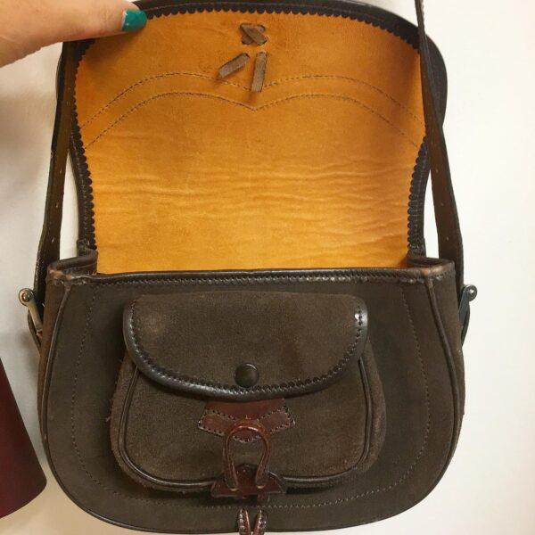 Vintage osprey bag