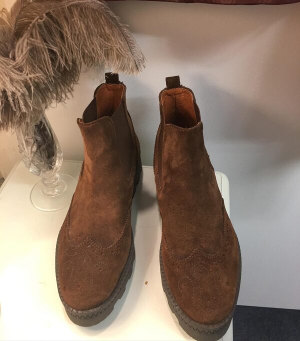 Penelope Chilvers sued Chelsea boots